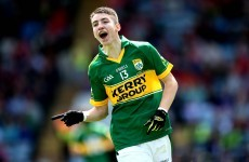 Jordan Kiely the one change for Kerry minors ahead of Sunday's final