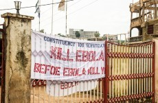 "Deadly Ebola outbreak now a ""threat to world peace"""