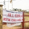 """Deadly Ebola outbreak now a """"threat to world peace"""""""