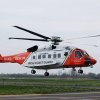 Man stabbed on merchant vessel airlifted to hospital