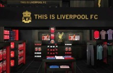 Liverpool to open an official store in Dublin city centre