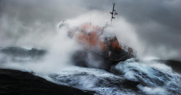'He was talking about never seeing his unborn child when we rescued him': Volunteering with the RNLI