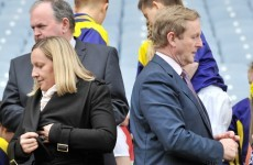 Enda's 'Personal intervention' led to Lucinda quitting Euro job
