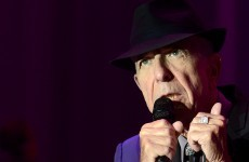 Legendary singer-songwriter Leonard Cohen turns 80 today