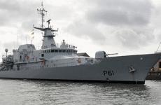 Fleet-wide check under way after asbestos found on Naval ships