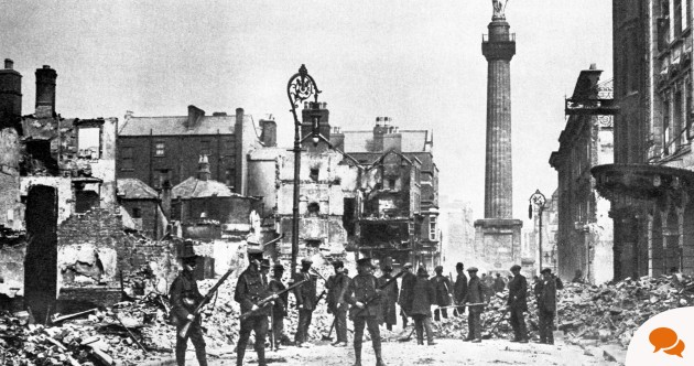 Extract: 16 Dead Men – The Easter Rising Executions