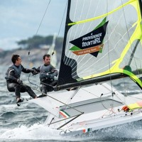 Two more Irish sailors qualify for the 2016 Olympics
