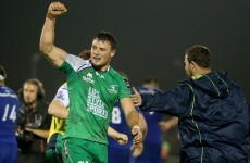 Good times keep rolling for Connacht as they see off Leinster in Galway