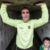 Jim McGuinness and the Kerry connection - singing, Jack O'Shea and studying in Tralee