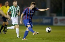 Forrester stunner inspires 10-man Pat's to victory at Bray