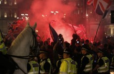 Three arrested over Glasgow unrest following referendum result