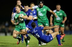 'The whole place is different' - Connacht and Marmion maintain momentum