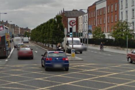 Dorset Street Lower (File photo)