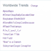"""Here's why """"p*ssflaps"""" is trending worldwide on Twitter"""