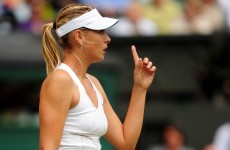 Maria relieved to be back in Grand Slam final