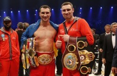 Sports Film of the Week: Klitschko