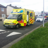 Man shot in broad daylight in his front garden at Dublin estate