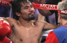 So, Manny Pacquiao is preparing to make his professional basketball debut