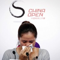 Li Na bids her farewell to tennis with highly emotional press-conference