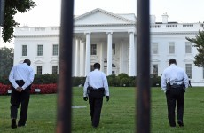 White House intruder was carrying a knife