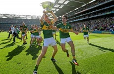 Kerry end 20-year wait for All-Ireland minor glory