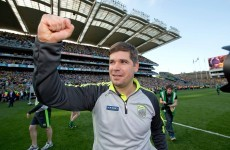 Fitzmaurice: It is tougher managing in an All-Ireland final than playing in it