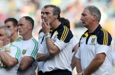 'Over 70 minutes we didn't deliver' - McGuinness says his team lacked energy