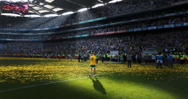 23 pictures that tell the story of today's All-Ireland final