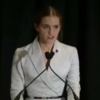 Emma Watson gave a powerful speech about men and feminism, and you need to see it