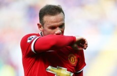 Manchester United collapse hard to take admits Rooney