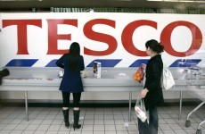Tesco admits to making €300 million mistake in its books. Oops...