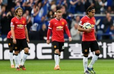 Manchester United were 'bullied' by Leicester says Gary Neville