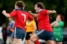 Munster seal Women's interprovincial title with victory at the death against Connacht