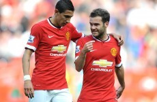 Mata says sorry for United meltdown against Leicester
