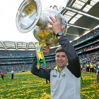 Éamonn Fitzmaurice joined 10 other GAA greats in a special group yesterday