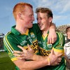 Eamonn instilled the belief in us that we could win it - Johnny Buckley