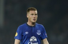 Roberto Martinez: 'James McCarthy is one of the best midfielders in the Premier League'