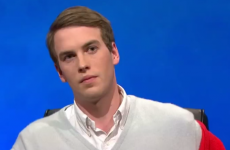 University Challenge student panics and blurts out 'whore'