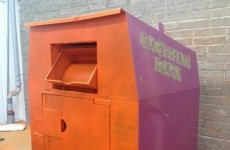 Do you own any of these recycling bins? 18 of them are worth a total of €18,000