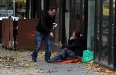 The government still thinks it can end long term homelessness by 2016