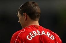 'No concerns' over Steven Gerrard's form - Rodgers
