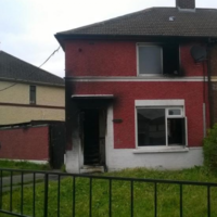 Five jump through upstairs window to escape house fire