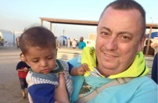 Captured British aid worker pleads for his life in audio file sent to his wife