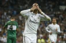 Cristiano Ronaldo scores FOUR as Real Madrid rout Elche in La Liga