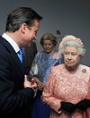 """WATCH: David Cameron lets slip that the Queen """"purred"""" after Scottish referendum defeat"""