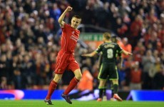 'I couldn't have dreamed of that' - Liverpool's teen star Rossiter soaks up a night to remember