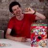 Watch Irish people taste test some sugary American snacks