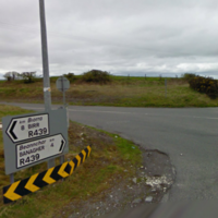 Elderly man killed in Offaly car crash