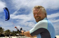 Richard Branson is giving his staff as much time off as they like