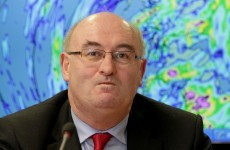 Phil Hogan's making legal threats against an Irish MEP